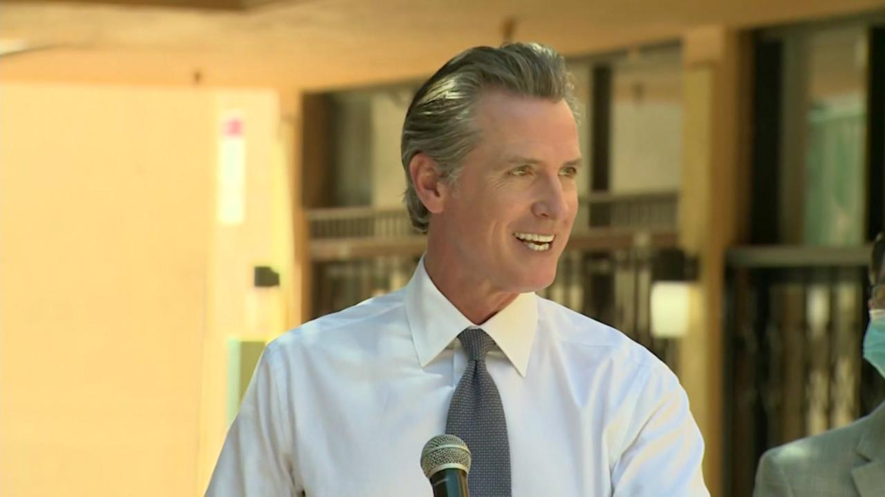 A Republican could become governor of super blue California