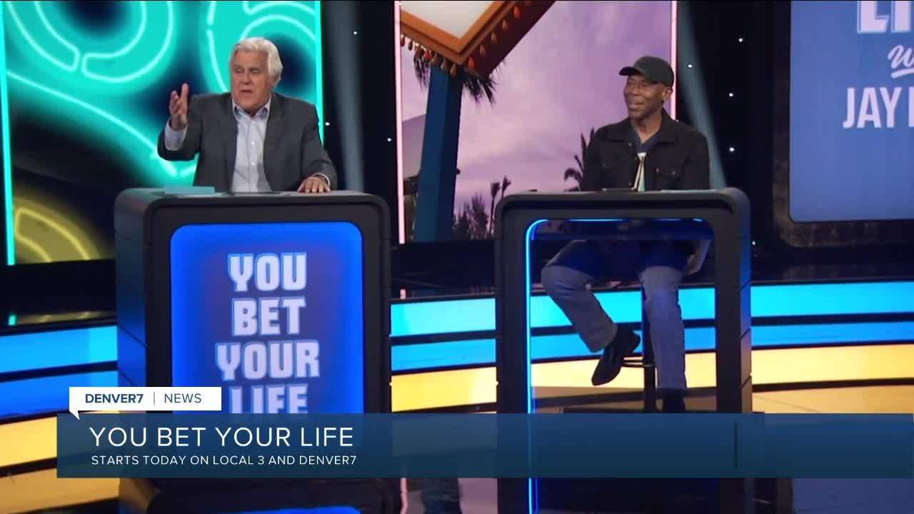 Jay Leno's new show, 'You Bet Your Life' starts tonight