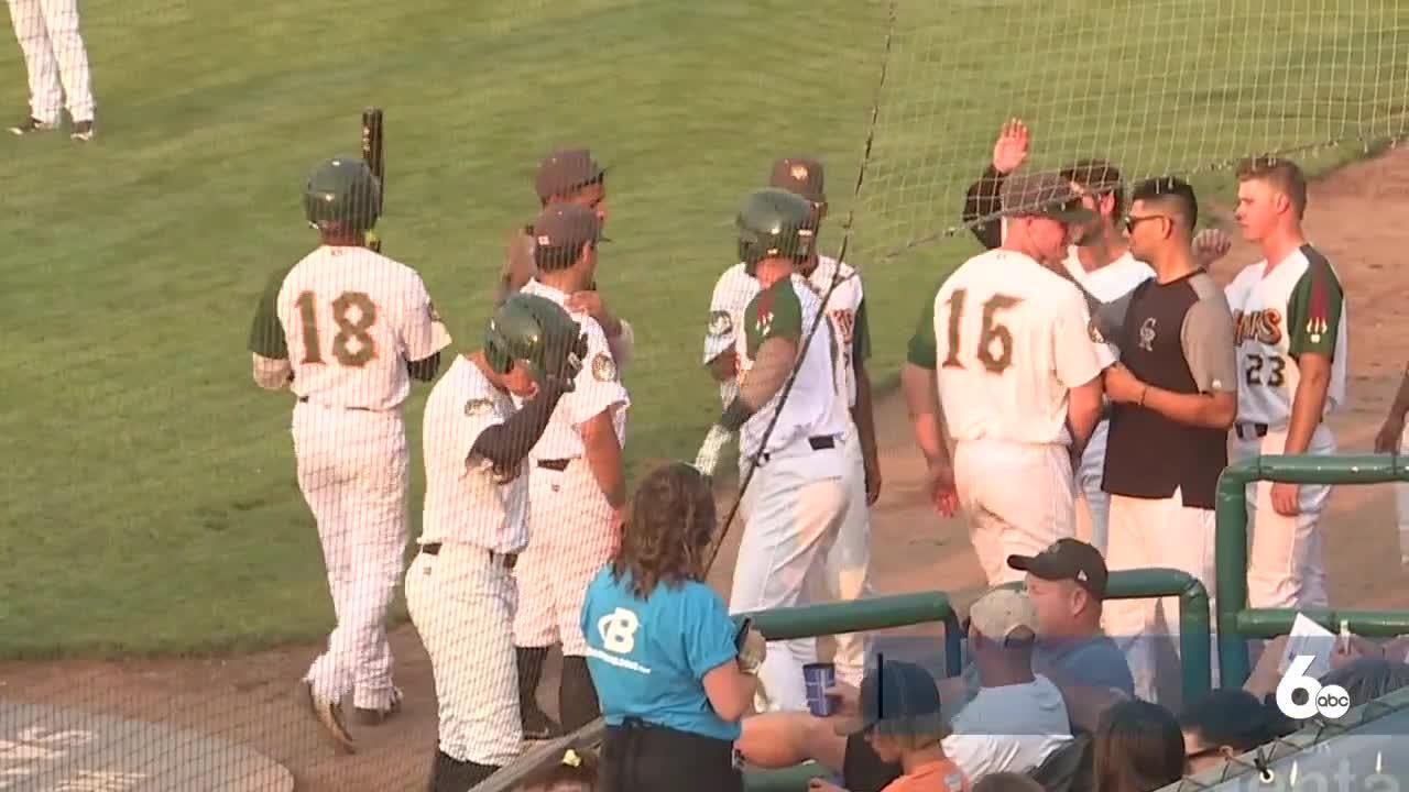 Boise Hawks headed to the Pioneer Baseball League Championship Series