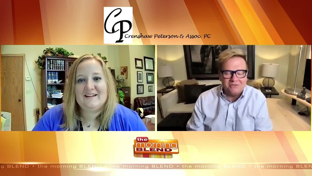 Crenshaw Peterson & Associates PC - 9/13/21