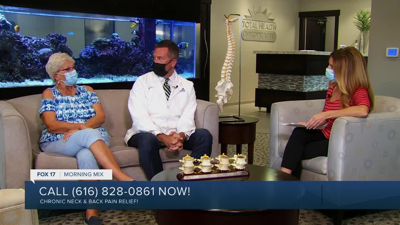 Total Health Chiropractic heals chronic neck and back pain