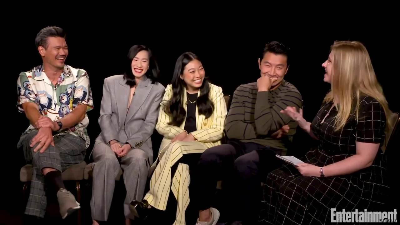 'Shang-Chi' Stars and Director Actually Had a Real-Life Karaoke Party