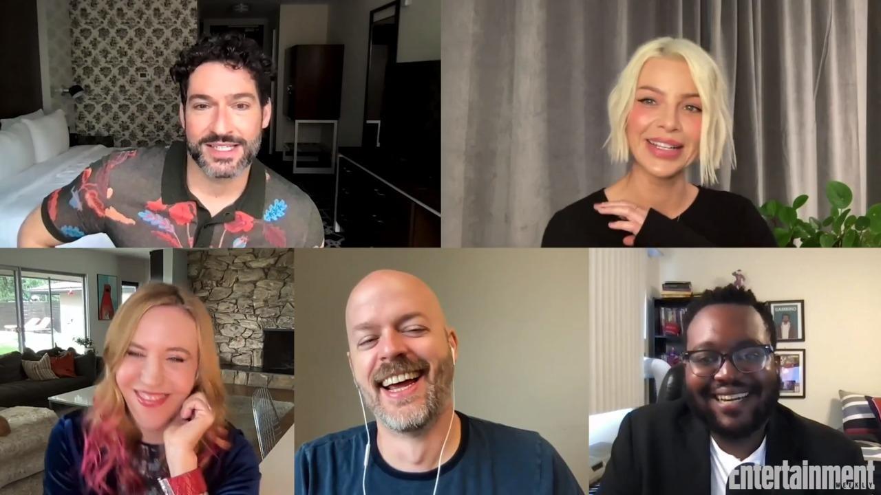 'Lucifer' Stars Tom Ellis and Lauren German on How the Show Changed After Netflix Pickup