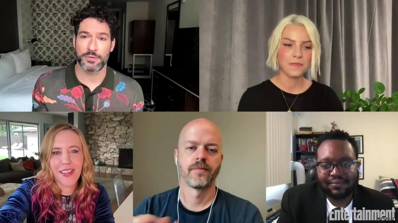 Tom Ellis and Lauren German Recall How 'Easy and Effortless' Finding 'Lucifer' Chemistry Was