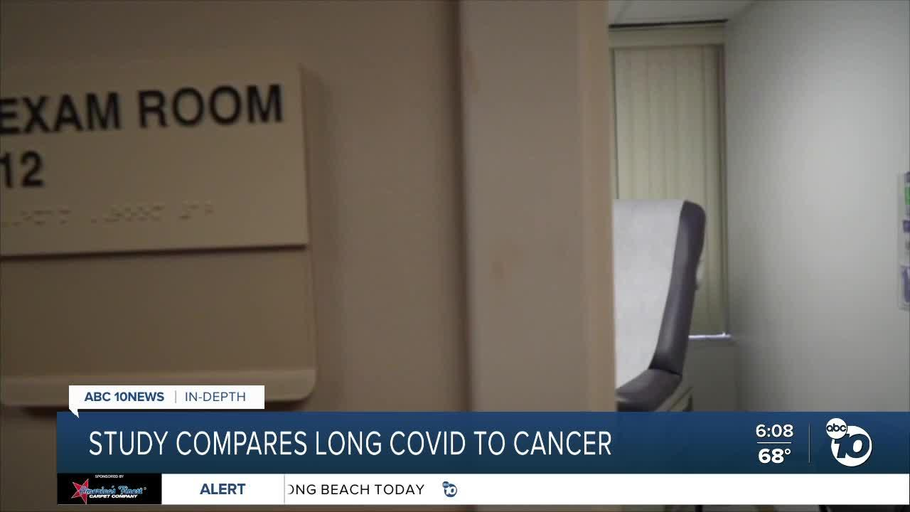 In-Depth: Could long COVID symptoms be worse than cancer?