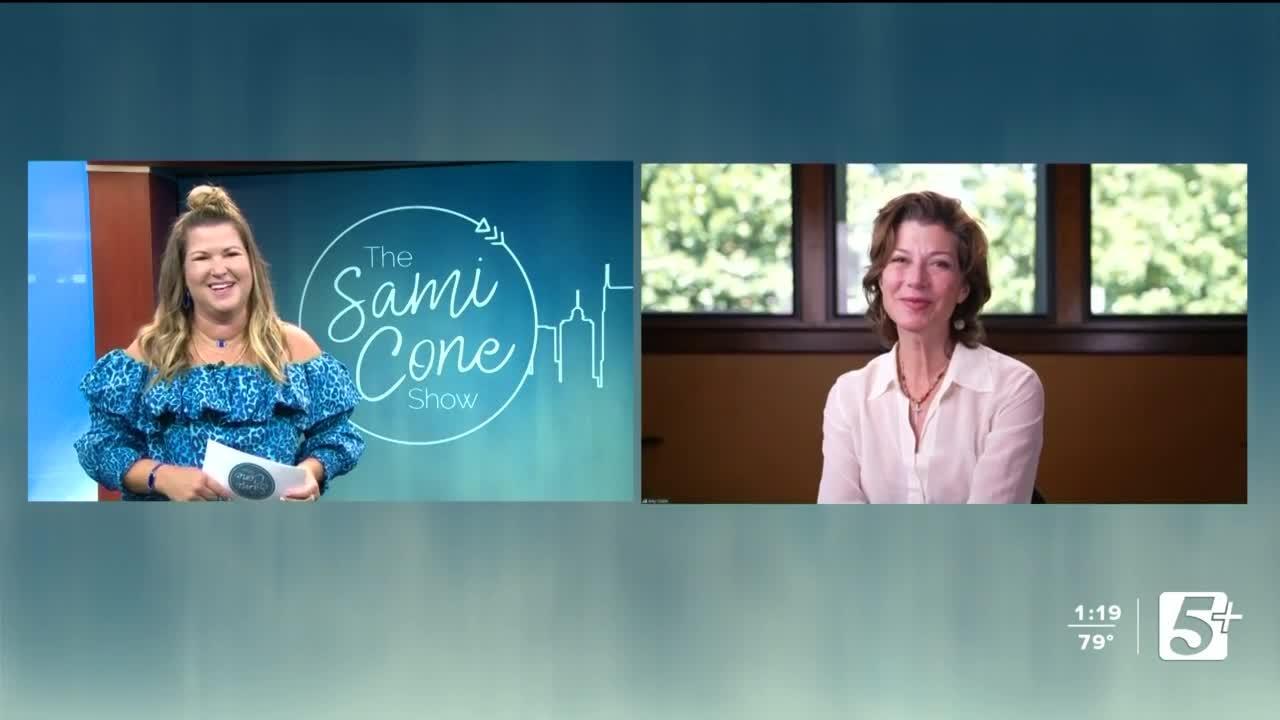 The Sami Cone Show: Amy Grant
