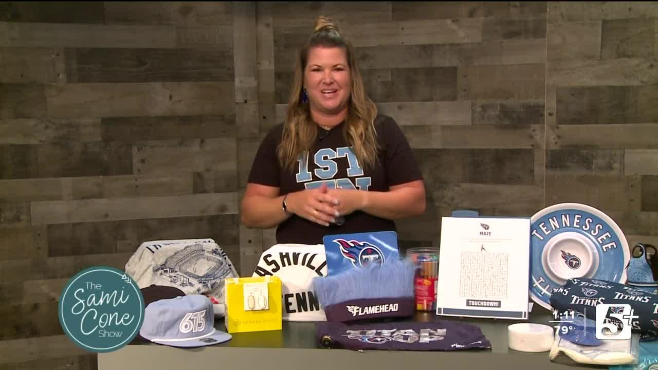 The Sami Cone Show: Tailgating Tips 2