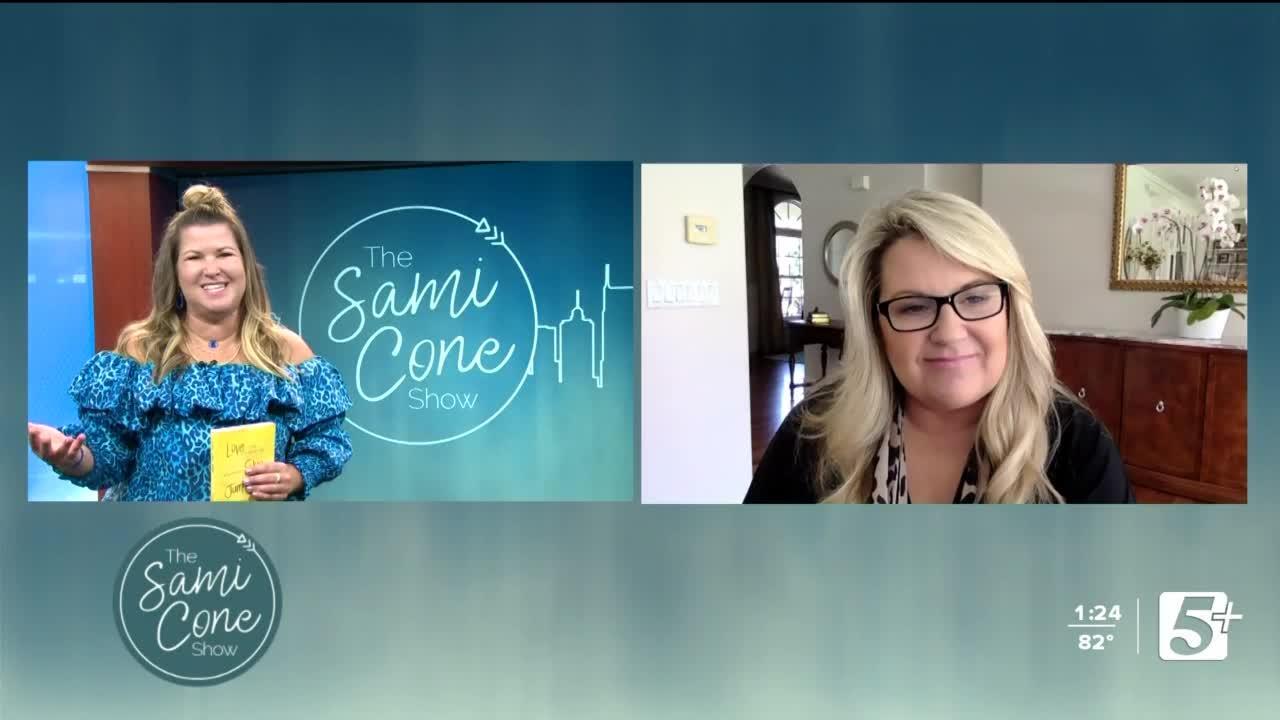The Sami Cone Show:  Shelene Bryan