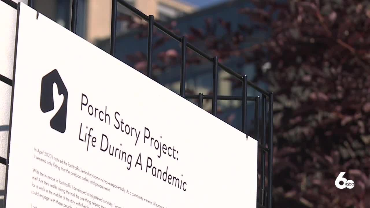 Porch Story Project: Life During a Pandemic
