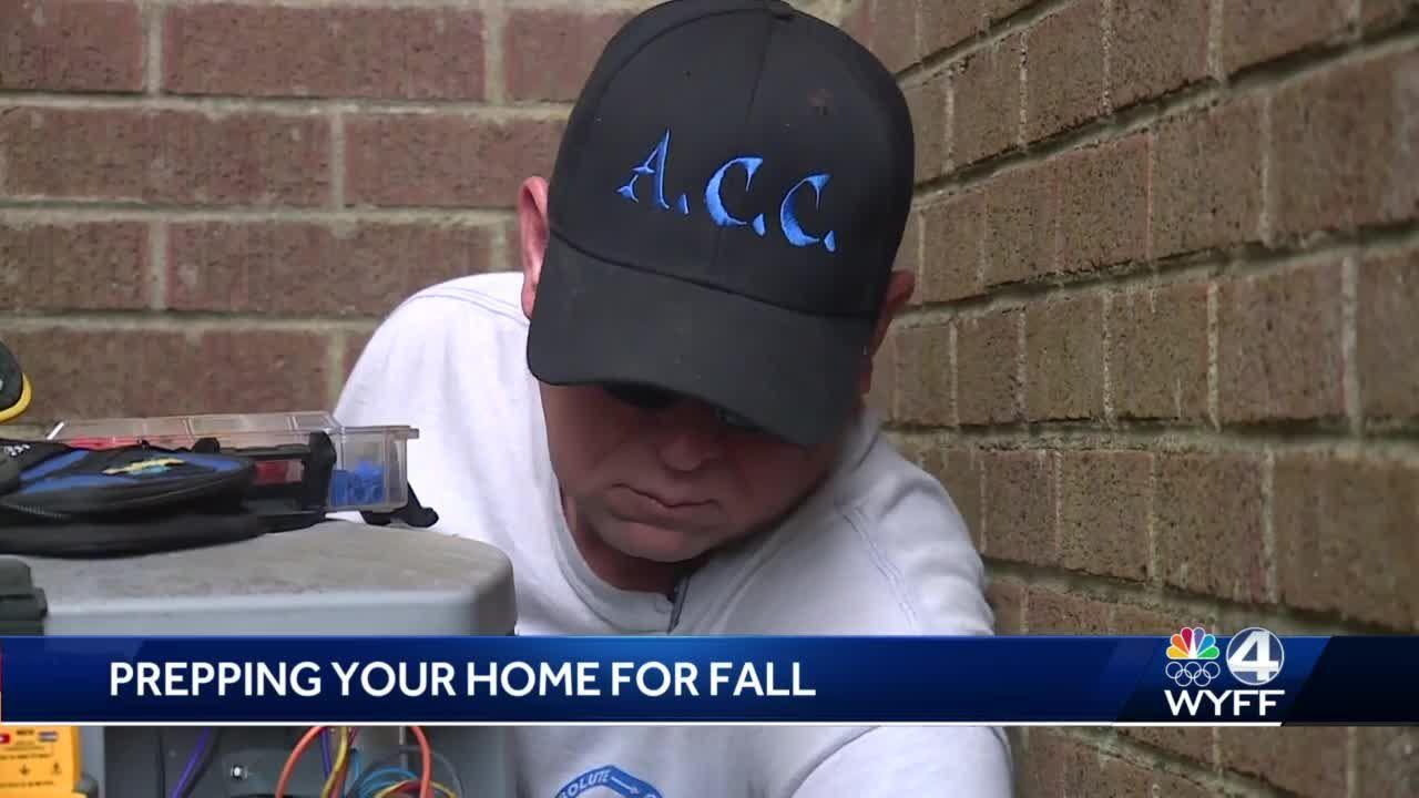 5 tips to get your home ready for Fall