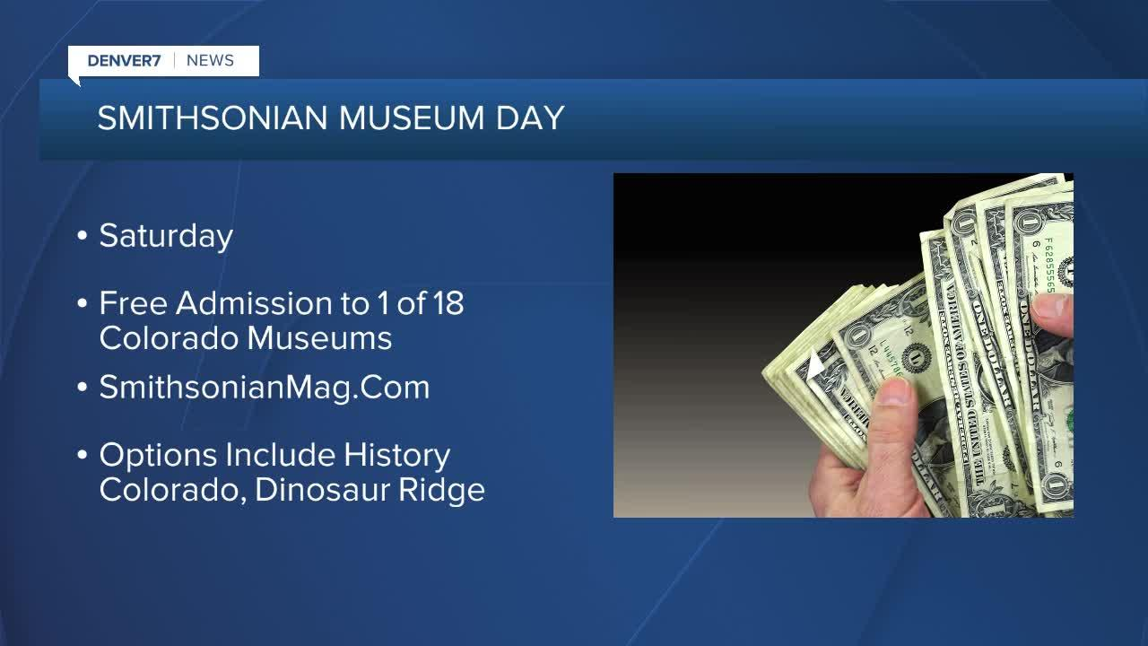 Money Saving Monday: See a museum free this Saturday