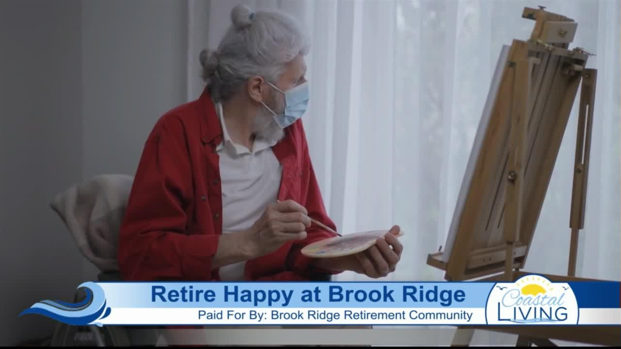 Paid For By: Brook Ridge Retirement Community