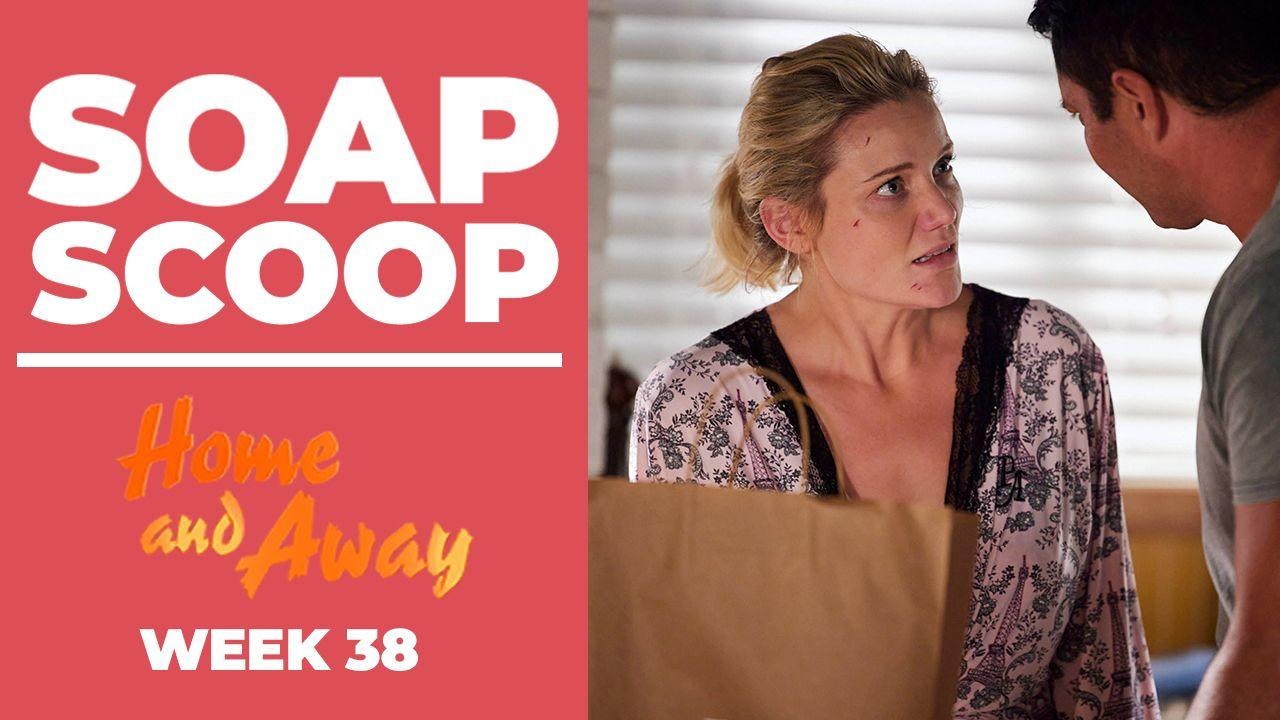 Home and Away Soap Scoop! Mia and Ari's struggles continue