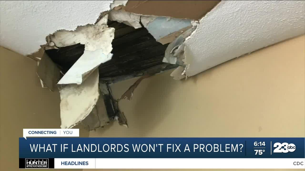 Don't Waste Your Money: What if your landlord won't fix a problem?