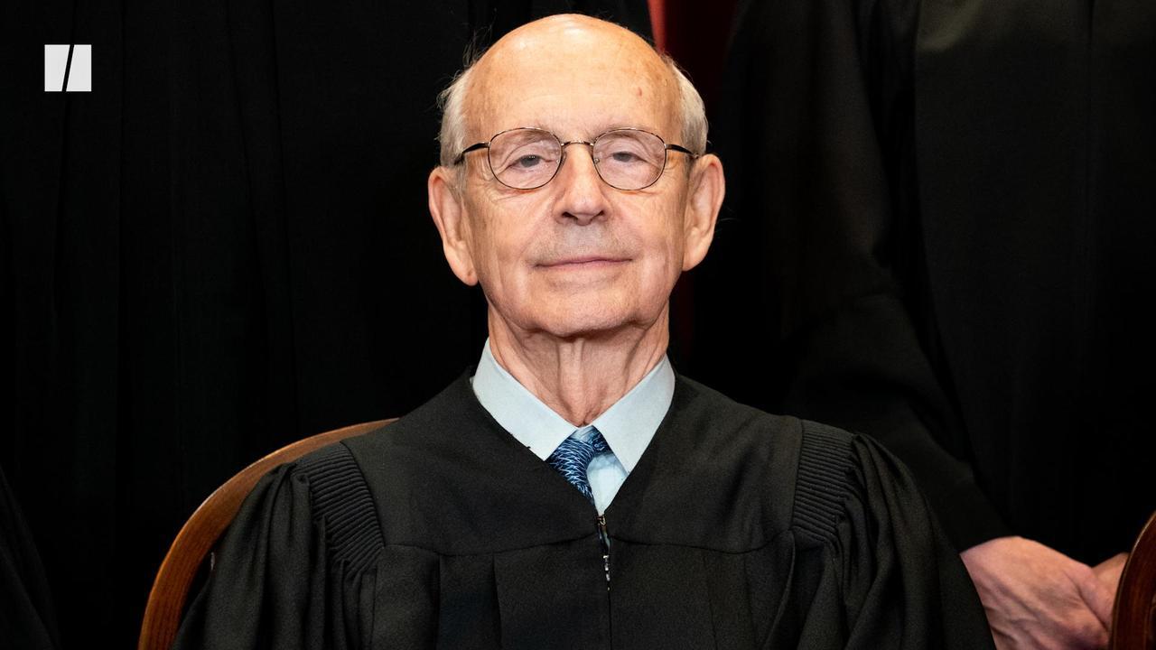 Breyer Talks SCOTUS Reforms