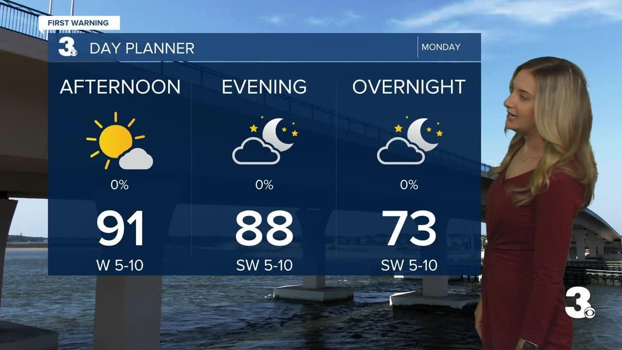 Noon Weather Webcast
