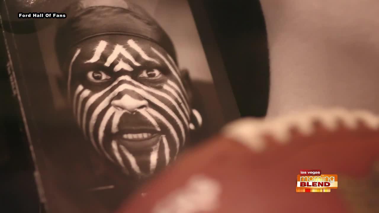 Die-Hard Raiders Fan Wayne 'The Violator' Mabry