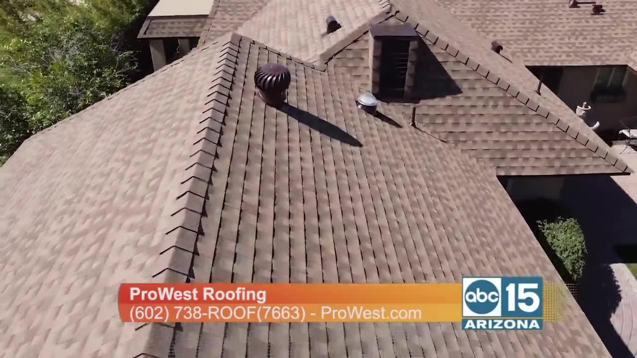 Pro West Roofing shares how the monsoon can damage your roof