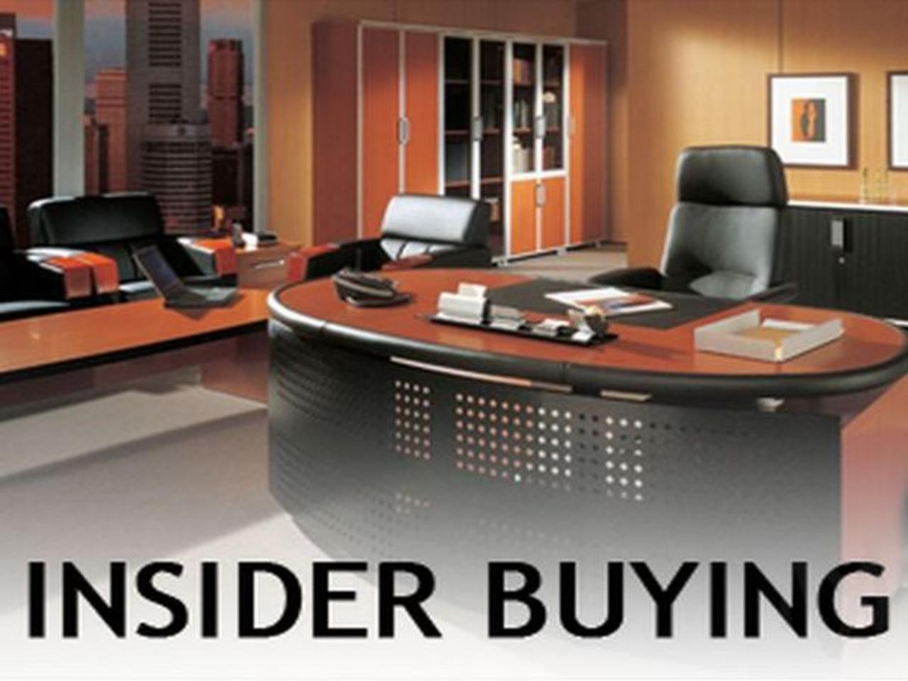Monday 9/13 Insider Buying Report: TEN, RILY