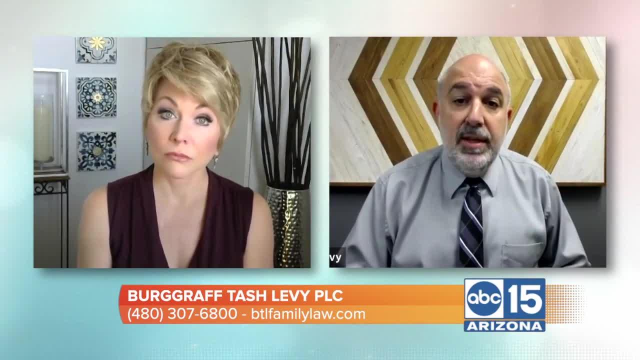 Burggraff Tash Levy explains what an uncontested divorce is