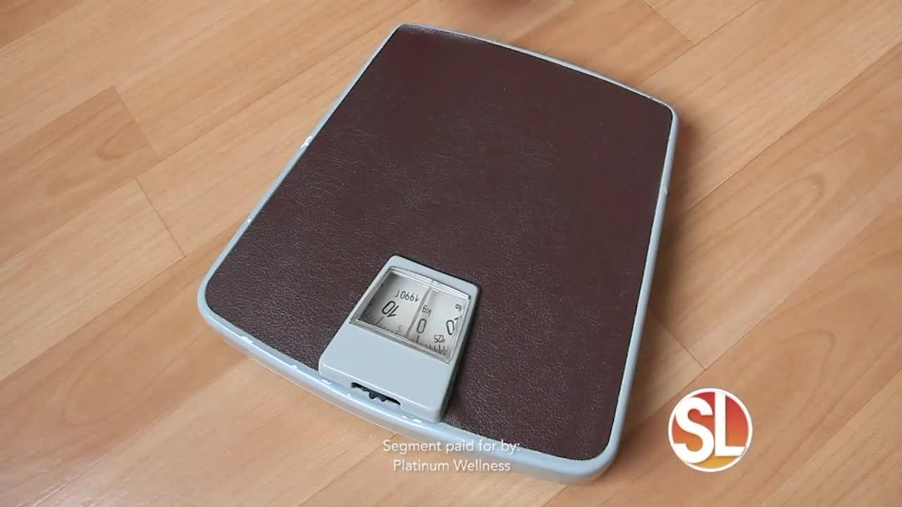 If you want to lose some weight, Platinum Wellness wants to help!