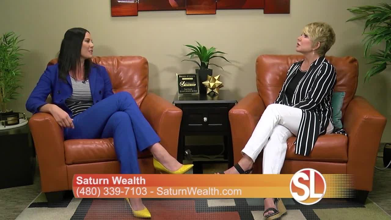 See how Saturn Wealth can help you obtain financial peace