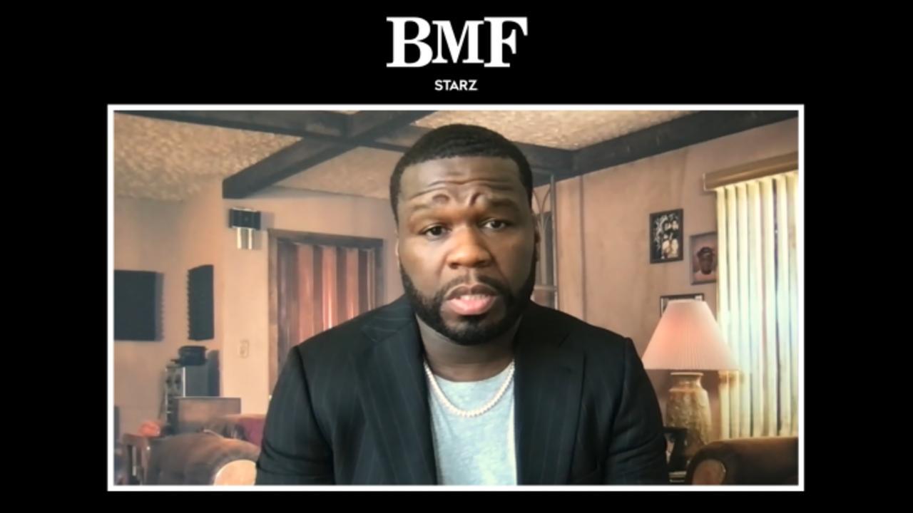 50 Cent Talks New Show 'BMF', Plus Eminem Cameo
