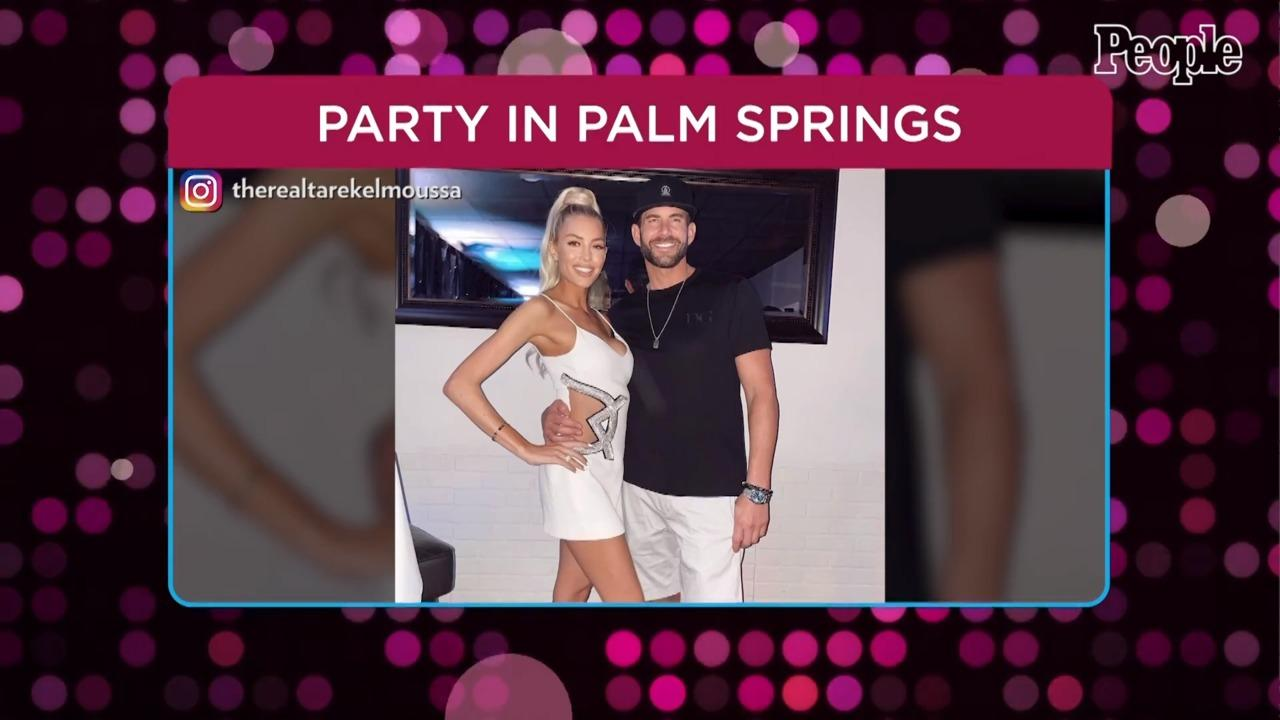 Inside Tarek El Moussa & Heather Rae Young's 'Magical' Joint Bachelor/ette Party in Palm Springs