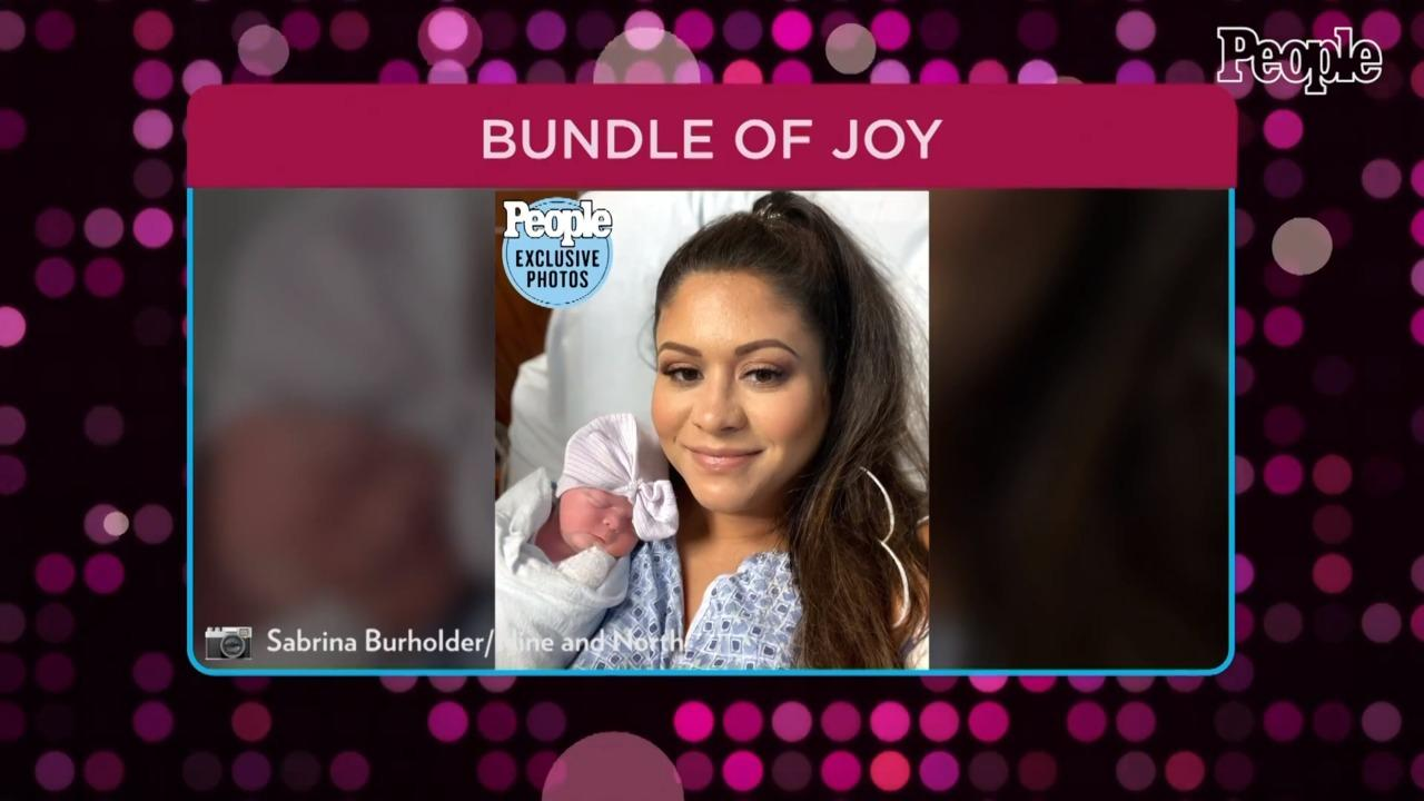 Return to Amish's Sabrina Burkholder Reveals Birth of Fifth Baby, Talks Recovery After 2018 Overdose