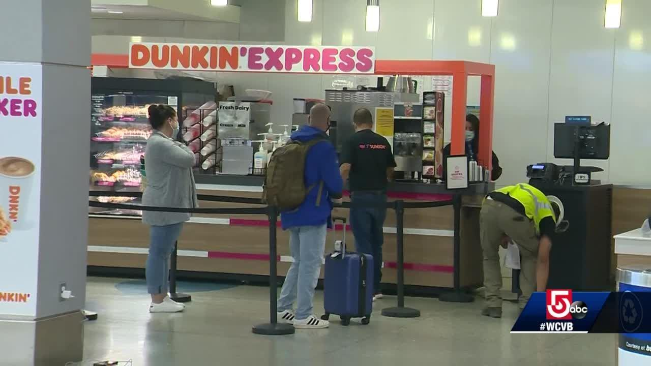 Logan Airport looking to fill 100+ open restaurant, retail positions