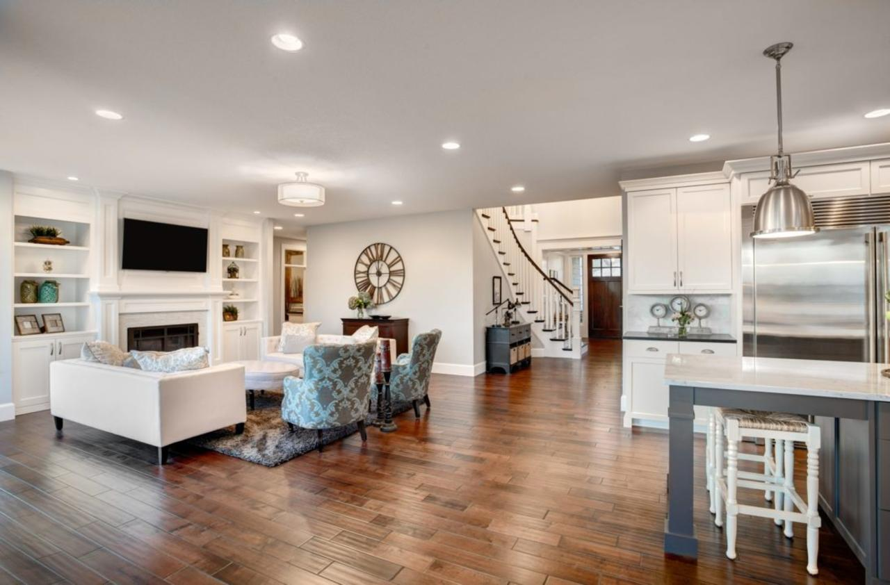 How to Choose the Correct Flooring Type for Your Home's Many Spaces