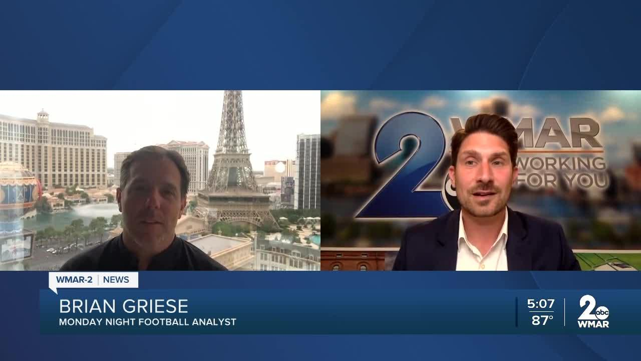 Shawn Stepner speaks with Brian Griese ahead of Game One