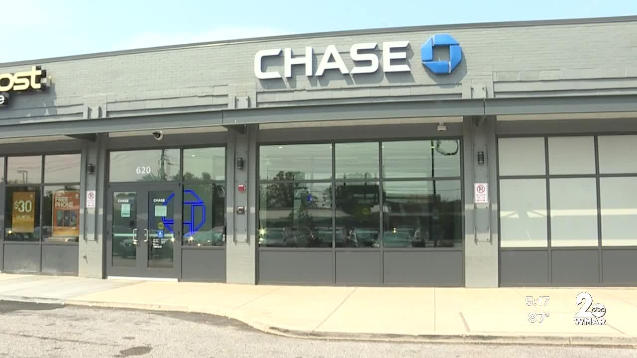 Chase Bank celebrates first anniversary in Cherry Hill
