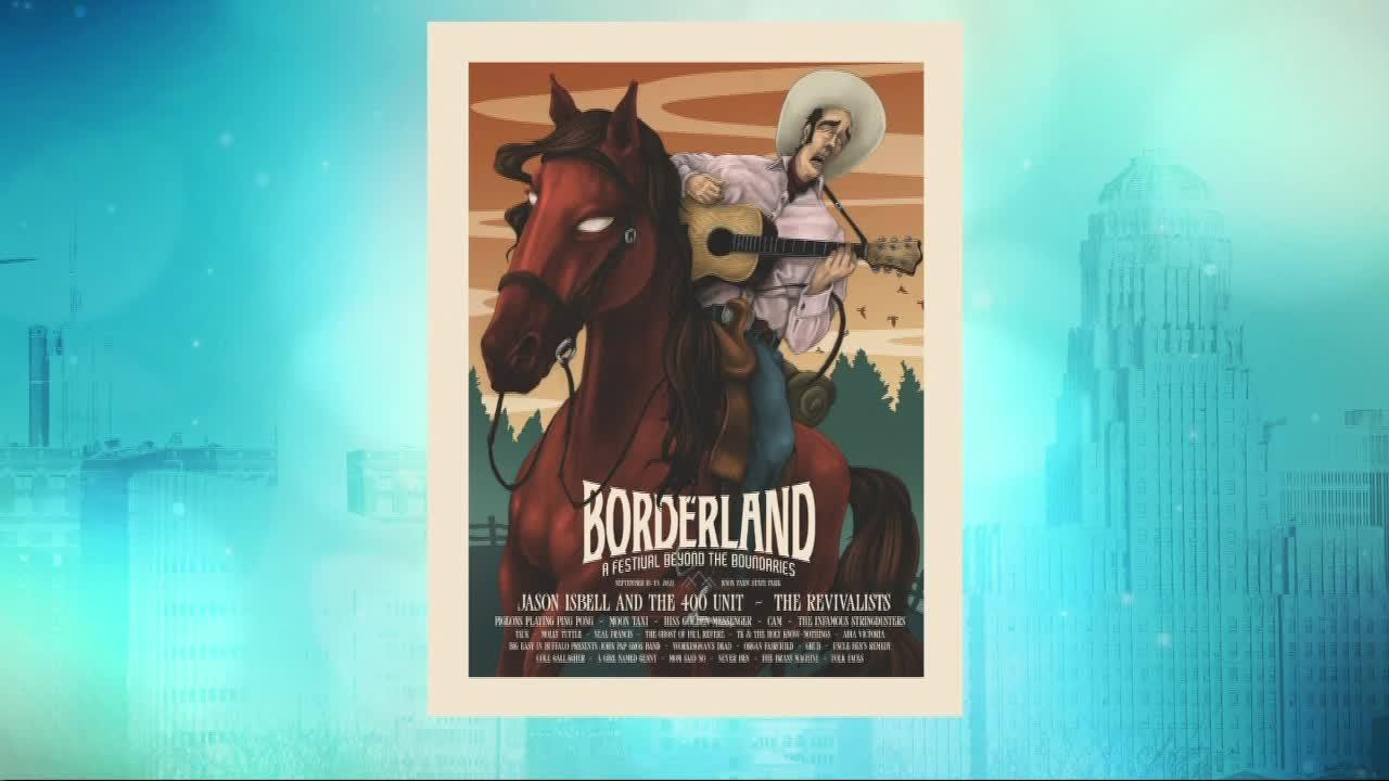Music Monday - Borderland Music and Arts Festival