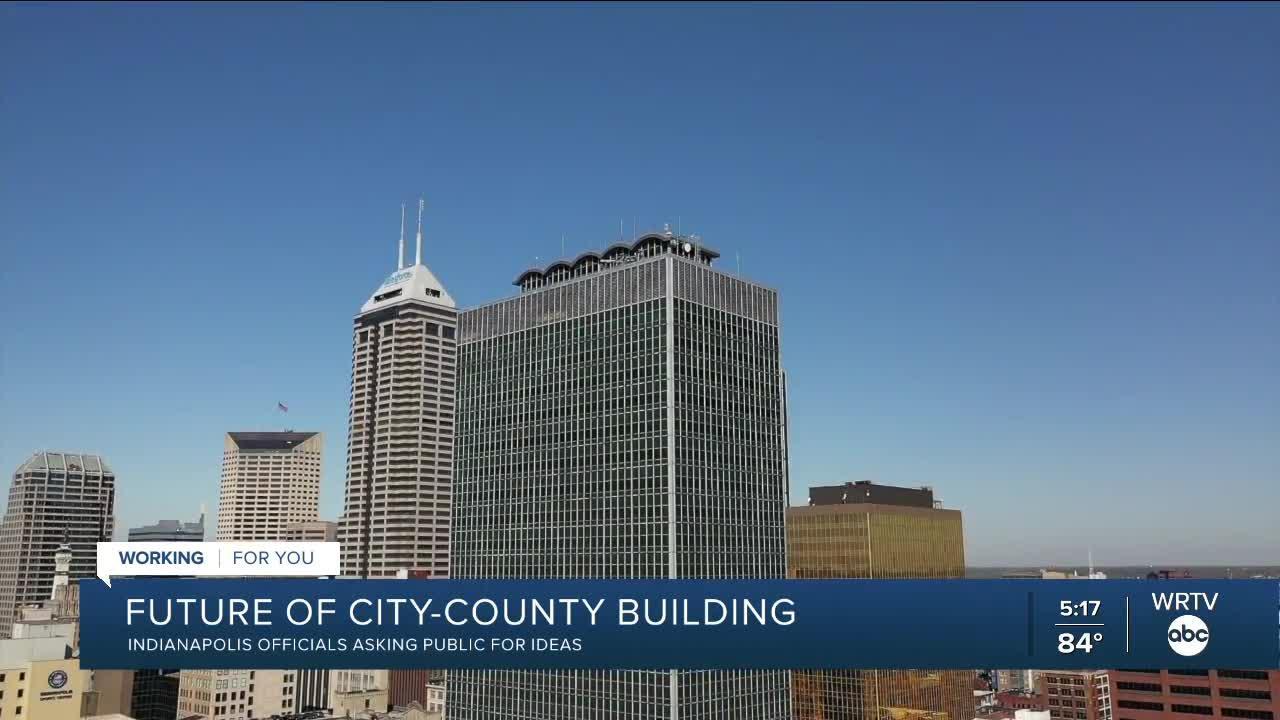 City-County Building Ideas