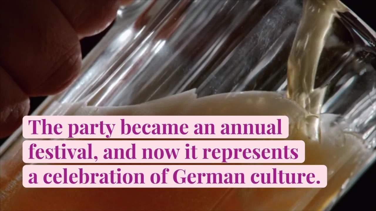 The Fascinating Reason We Celebrate Oktoberfest