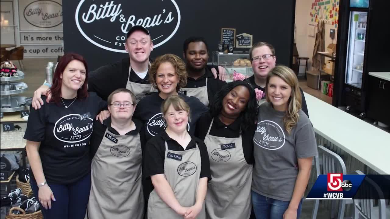 Massachusetts coffee shop breaking barriers for people with disabilities