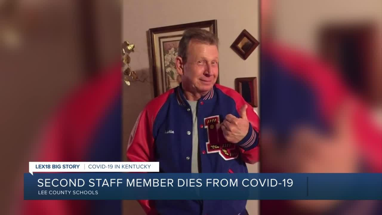Second staff member dies from COVID-19