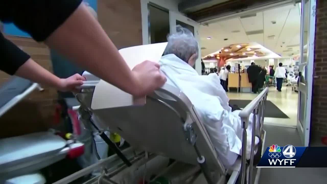 Upstate hospitals report higher patient volumes, longer ER wait times