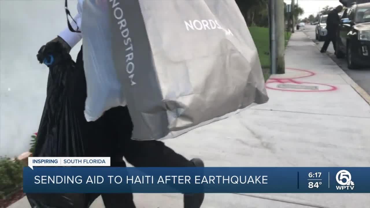 South Florida Freemasons sending shoes to Haiti