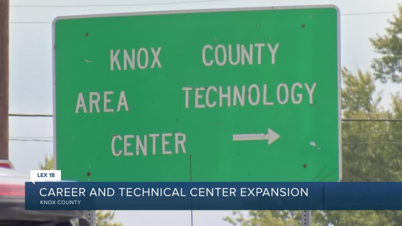 Knox County Career and Technical Center expansion