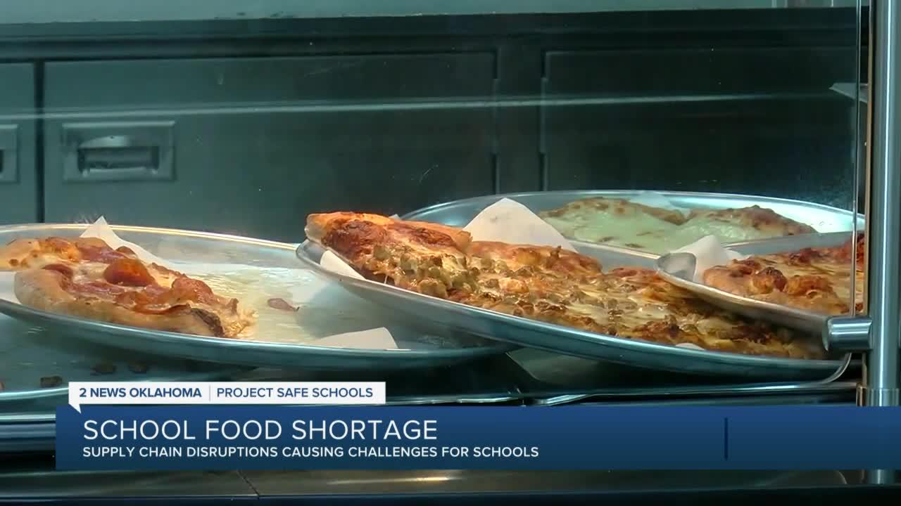 School Food Shortage