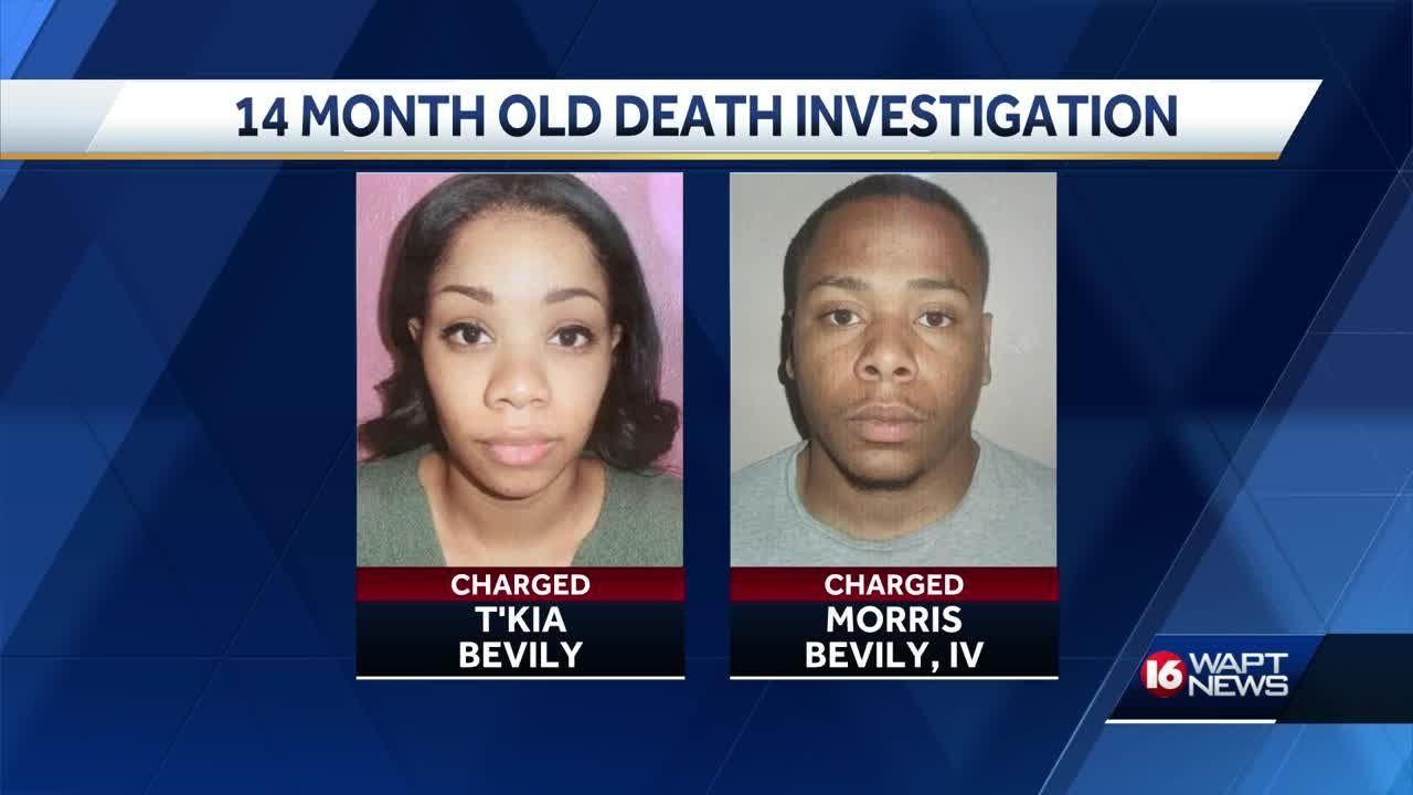 Father, stepmother charged in baby's 2017 death