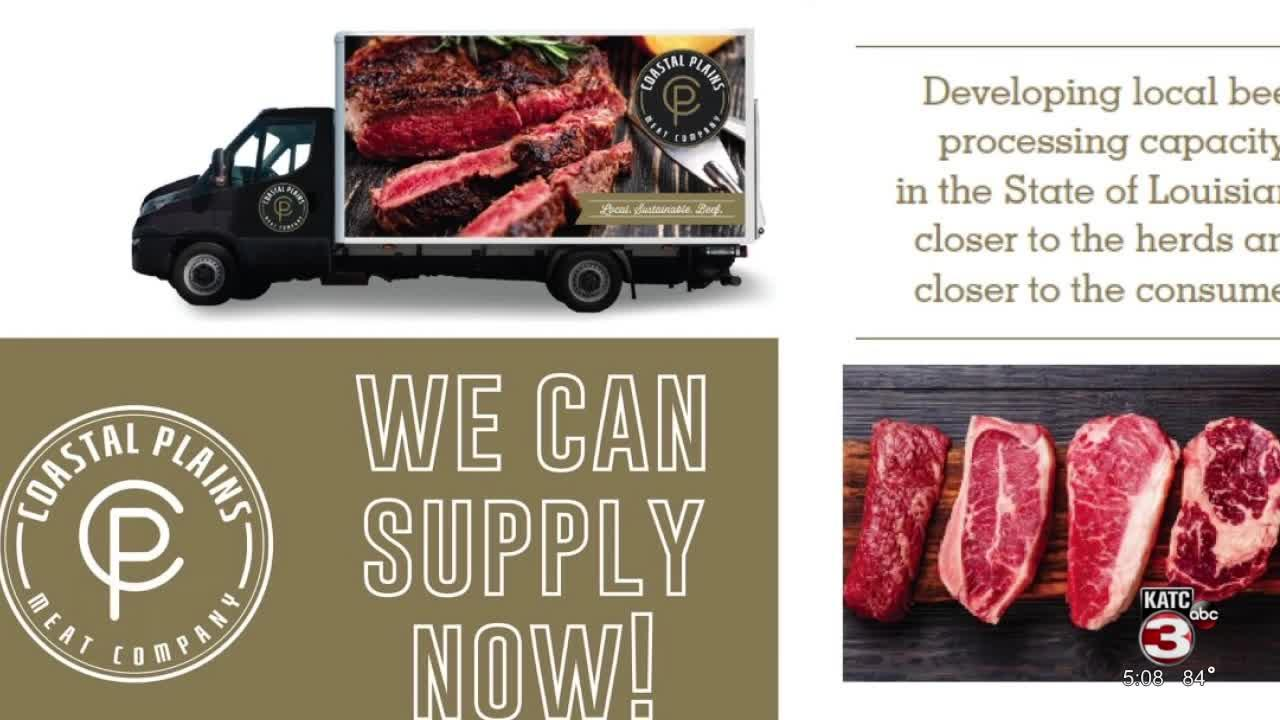 Meat company announces acquisition, expansion of Eunice processing facility