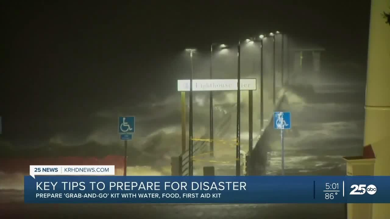 Local FEMA experts explain the best way to prepare for a natural disaster