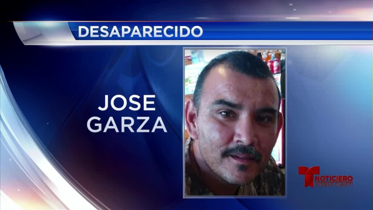 Se busca a un hombre desaparecido llamado Jose Garza