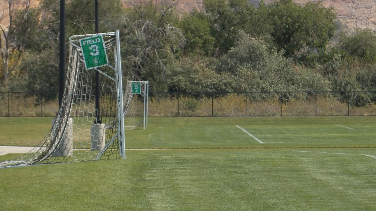 Panic at Salt Lake City soccer tournament as rifle seen during argument