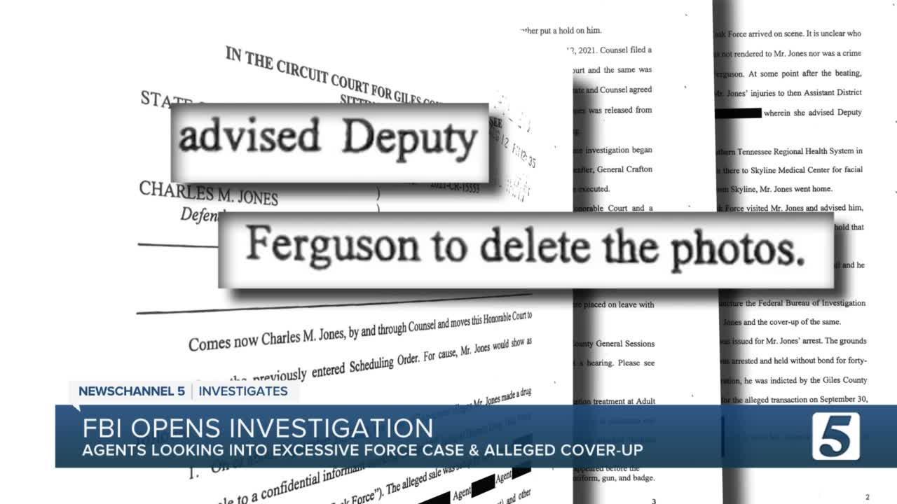FBI investigating prosecutor's actions following arrest