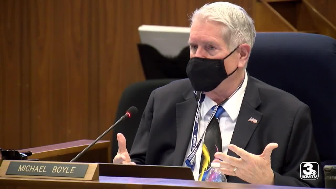 Former Omaha Mayor, Douglas County Commissioner Mike Boyle passes away