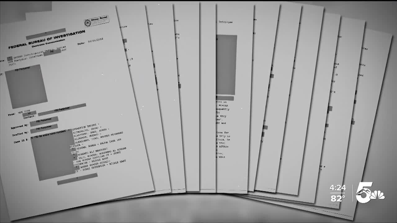 First batch of declassified 9-11 documents released